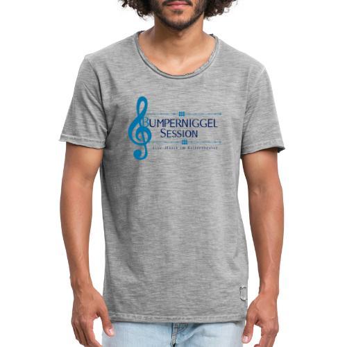 Bumperniggel Session - Männer Vintage T-Shirt