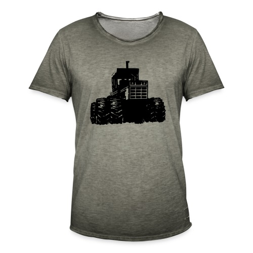 IH 4WD Tractor - Men's Vintage T-Shirt