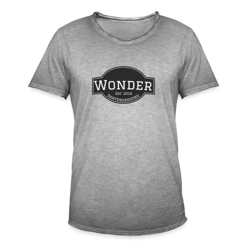 Wonder T-shirt - ol' small logo - Herre vintage T-shirt