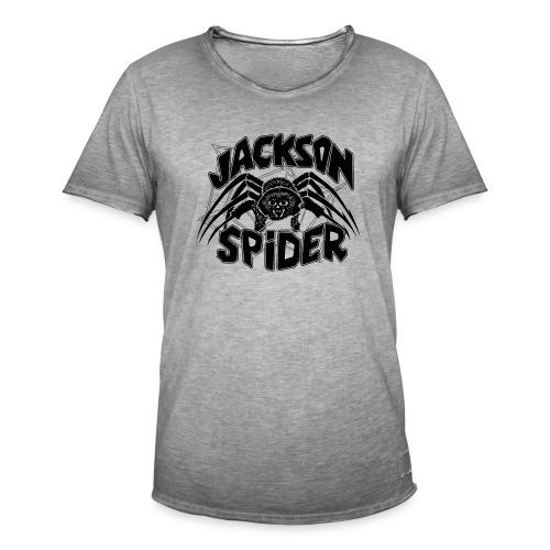 jackson spreadshirt - Männer Vintage T-Shirt