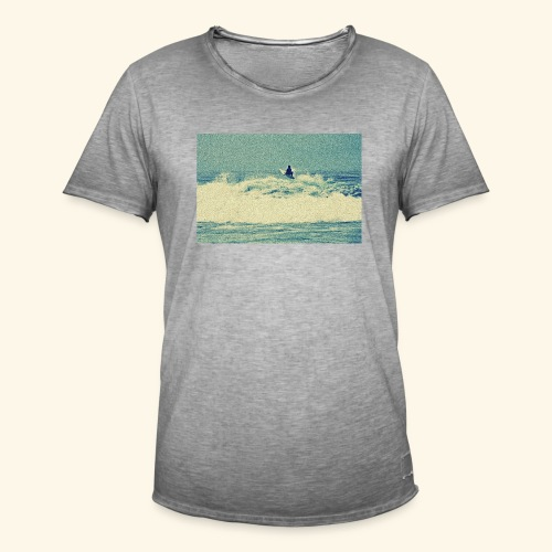 surf2 - T-shirt vintage Homme