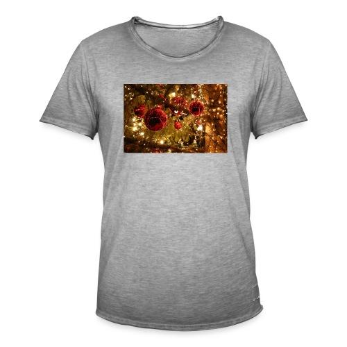 Christmas clothes - Mannen Vintage T-shirt