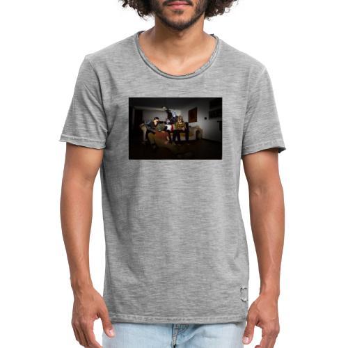 FOTTO - Vintage-T-shirt herr
