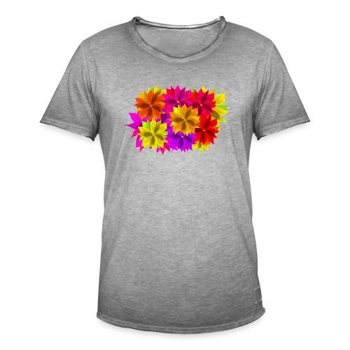 Wirwar - Mannen Vintage T-shirt