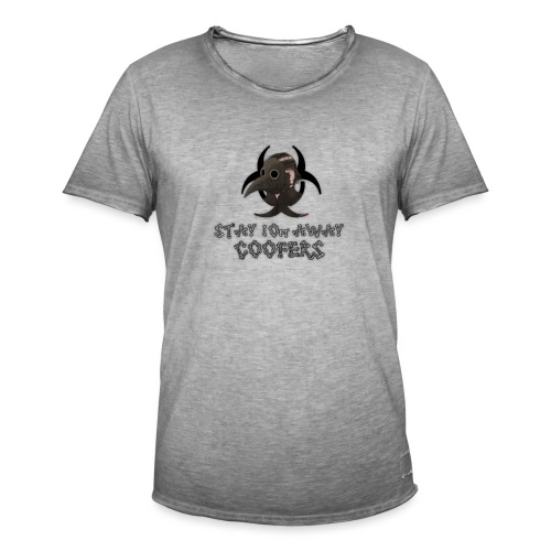 Stay Away, Coofers! - Men's Vintage T-Shirt