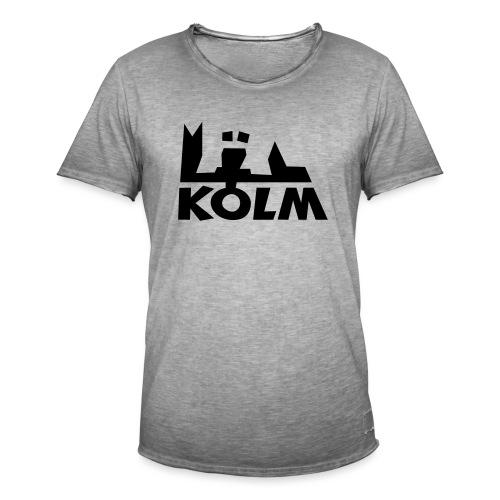 Kölm - Männer Vintage T-Shirt