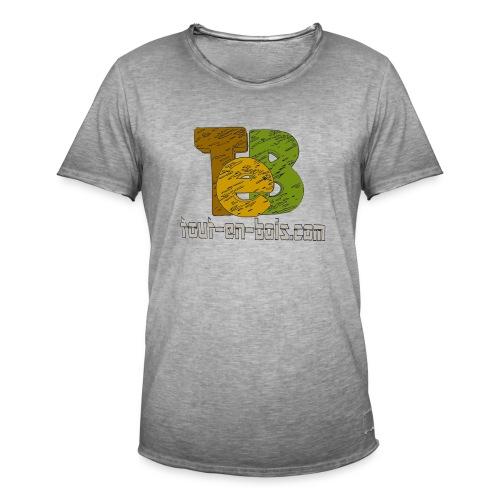 logo TEB classique - T-shirt vintage Homme