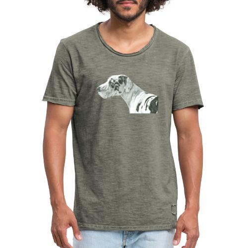 grand danios harlequin - Herre vintage T-shirt