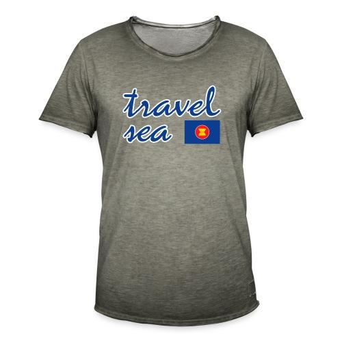 travel south east asia - Männer Vintage T-Shirt