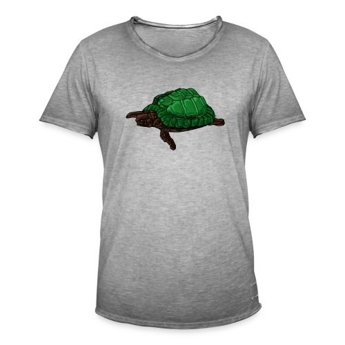 Tortoise - Men's Vintage T-Shirt