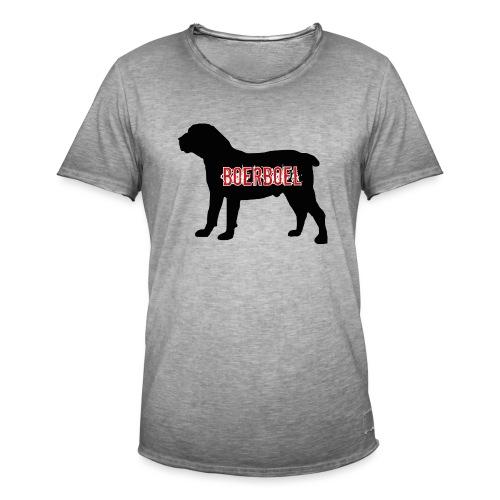 South African Boerboel - Männer Vintage T-Shirt