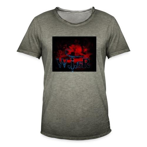 WISR Huppari - Miesten vintage t-paita