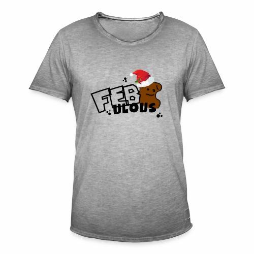WeihnachtsMerch - Männer Vintage T-Shirt