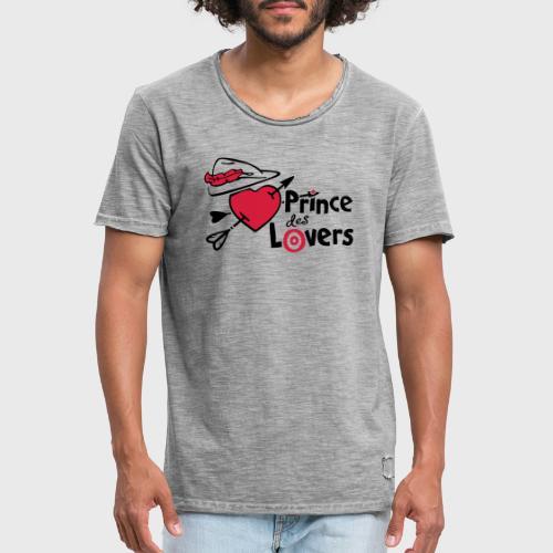 Prince des Lovers - T-shirt vintage Homme