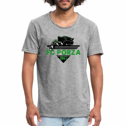 FC Porza 1 - Männer Vintage T-Shirt