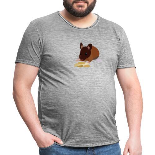 Maus - Männer Vintage T-Shirt