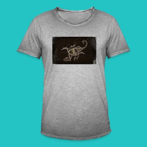 skorpion_grafika-jpg - Koszulka męska vintage