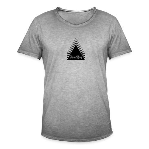 BANG - Koszulka męska vintage
