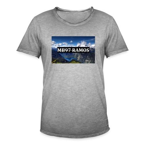 MB97RAMOS - Männer Vintage T-Shirt
