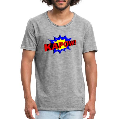 dada974 - T-shirt vintage Homme