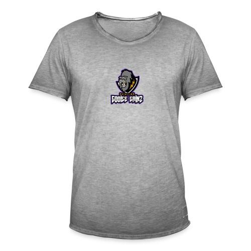 GOOISE GAINZ - Mannen Vintage T-shirt