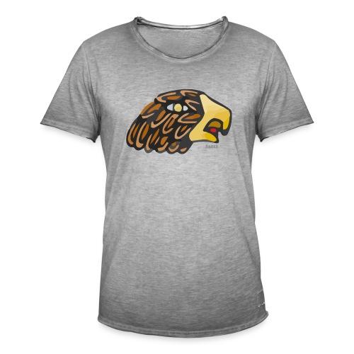 Aztec Icon Eagle - Men's Vintage T-Shirt