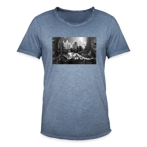 Fossa & Jungle - Men's Vintage T-Shirt