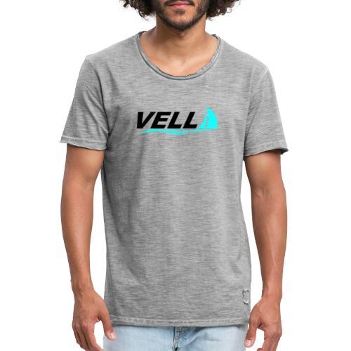 LOGO VELLA imagotipo - Camiseta vintage hombre