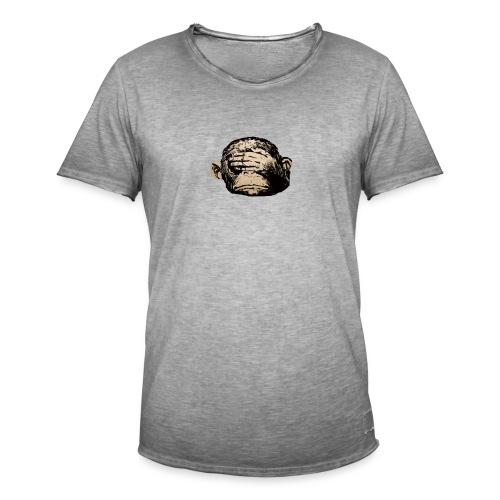 Schipansa - Männer Vintage T-Shirt