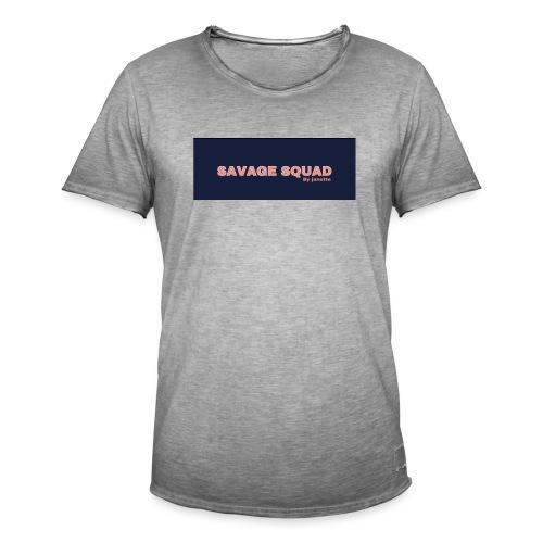 C0DA88C2 54C4 4861 A571 31EEFE4AB8C9 - Vintage-T-shirt herr