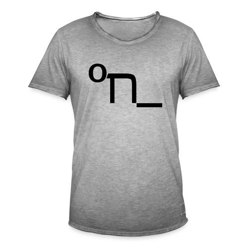 DRUNK - Men's Vintage T-Shirt