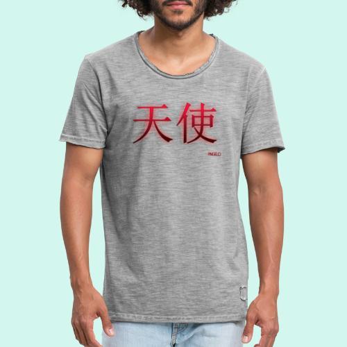 ANGELO/ANGEL - Mannen Vintage T-shirt