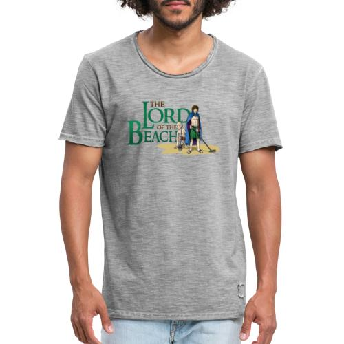 The Lord of the Beach - Camiseta vintage hombre