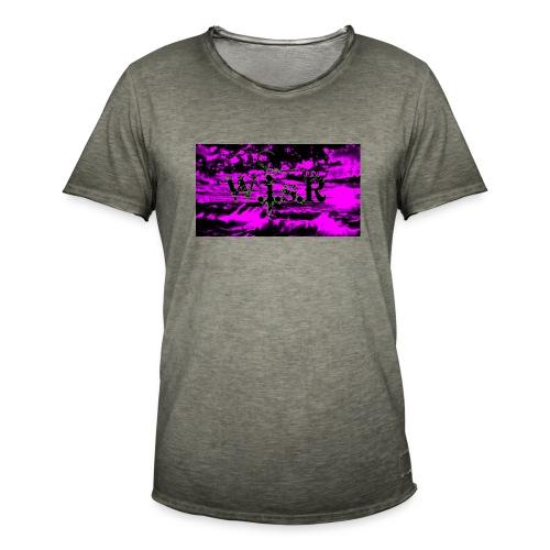 wisr valuva taivas Naisten-T Paita - Miesten vintage t-paita
