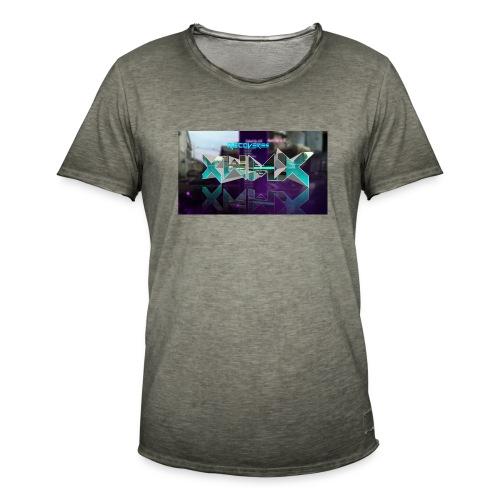 XZWhModzZX - Herre vintage T-shirt