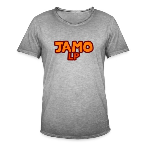 JAMOLP Logo Mug - Herre vintage T-shirt