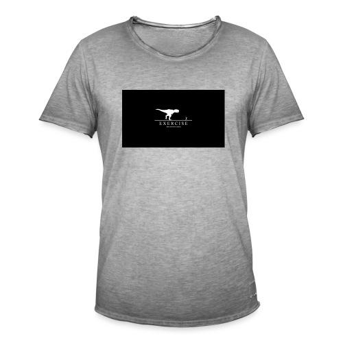 dino - Mannen Vintage T-shirt