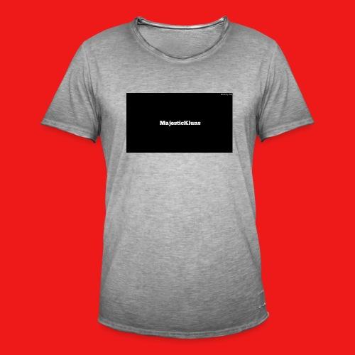New - Herre vintage T-shirt