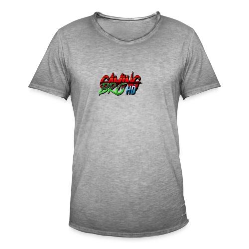 gamin brohd - Men's Vintage T-Shirt