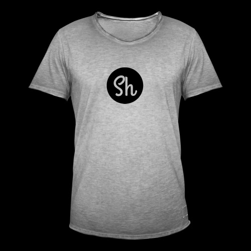 LOGO 2 - Men's Vintage T-Shirt