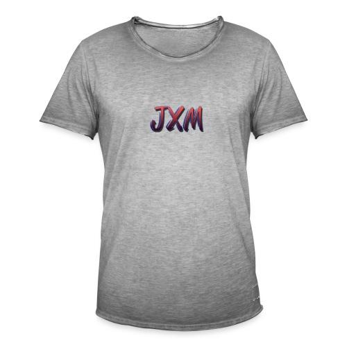 JXM Logo - Men's Vintage T-Shirt