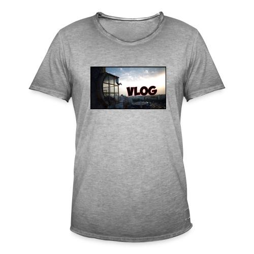 Vlog - Men's Vintage T-Shirt