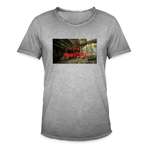profisal - Koszulka męska vintage