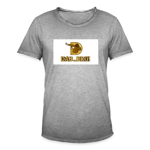 DAB..BRO - Men's Vintage T-Shirt