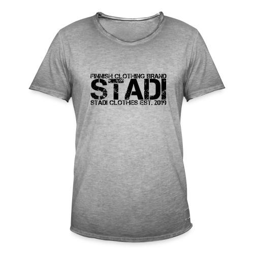 Stadi Clothes - Miesten vintage t-paita