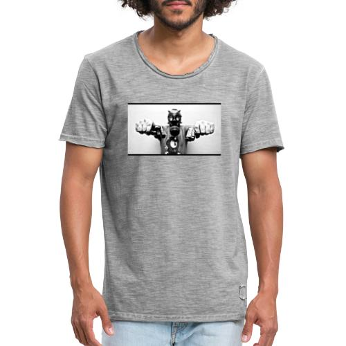 179938 - Männer Vintage T-Shirt