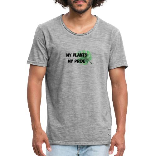 My Plants My Pride - Men's Vintage T-Shirt