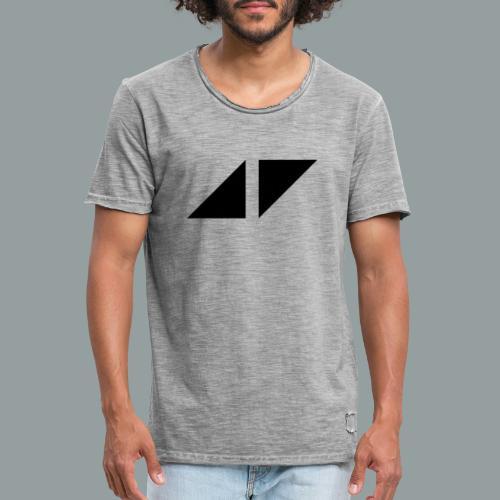 Avicci logo - Camiseta vintage hombre