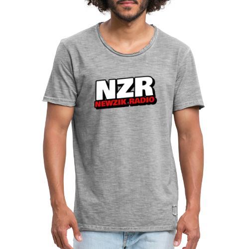 NZR - T-shirt vintage Homme