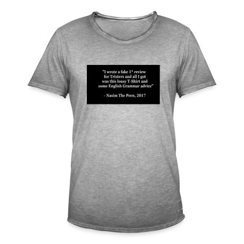 NasimPeen - Men's Vintage T-Shirt